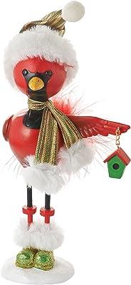Department 56 Christmas Tweets Home Tweet Home Figurine, 9 inch