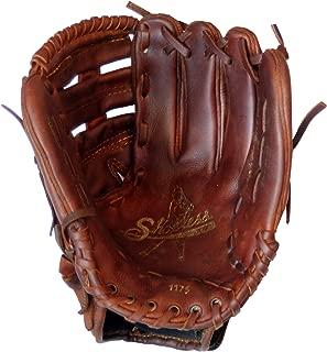 Shoeless Joe Gloves Fast Pitch H Web Brown Baseball Glove