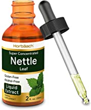 Nettle Leaf Extract | 2 oz | Alcohol Free | Vegetarian, Non-GMO, Gluten Free Tincture | by Horbaach