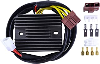 Mosfet Voltage Regulator Rectifier For Aprilia Atlantic 500 / SportCity 250 300 / Scarabeo 500 / Vespa GTS 250 / GTV 250 / Piaggio MP3 250 400 500 / X9 500 2001-2011