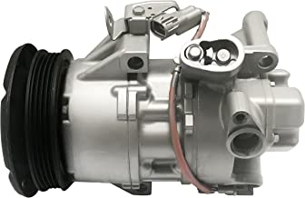 RYC Remanufactured AC Compressor and A/C Clutch IG376