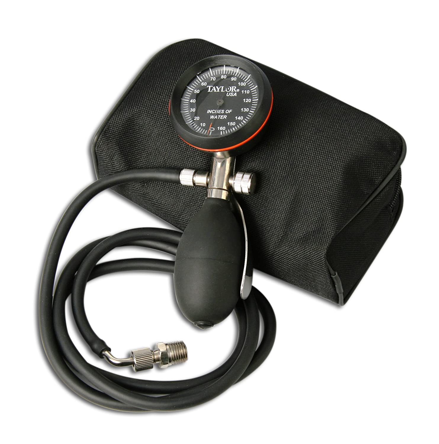 Taylor Precision Products Pressure Denver Mall Carrying with Calibrator Case Ranking TOP2