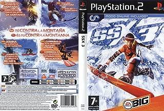 PS2 - SSX 3 - [PAL EU]