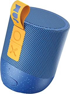 Jam Audio P404BL Double Chill Portable Bluetooth Speaker - Blue (Pack of 1)
