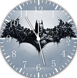 Borderless Batman Frameless Wall Clock E58 Nice for Decor Or Gifts