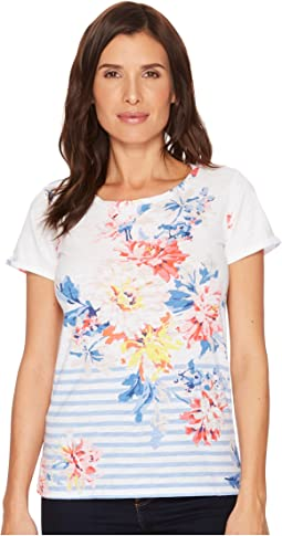 Joules - Nessa Printed Jersey T-Shirt
