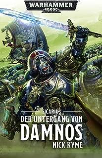 Sicarius: Der Untergang von Damnos (Sicarius-Trilogie) (German Edition)