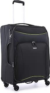 Antler 4263152016 Zeolite 4W Medium Roller Case Suitcases (Softside), Charcoal, 66 cm