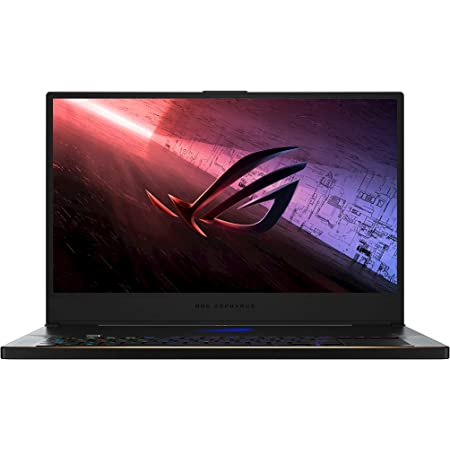 "ASUS ROG Zephyrus S17 (2020), 17.3"" FHD 144Hz/3ms, Intel Core i7-10750H 10th Gen, RTX 2060 GDDR6 6GB Graphics, Gaming Laptop (16GB RAM/1TB SSD/Office 2019/Windows 10/Black/2.6 Kg), GX701LV-EV039TS"