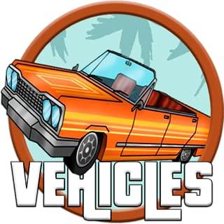 Vehicles for GTA SA