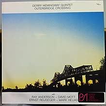 GERRY HEMINGWAY QUINTET OUTERBRIDGE CROSSING vinyl record