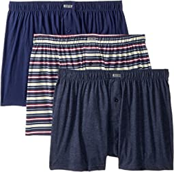3-Pack Knit Boxer