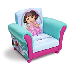 Delta Children Upholstered Chair, Nick Jr. Dora The Explorer