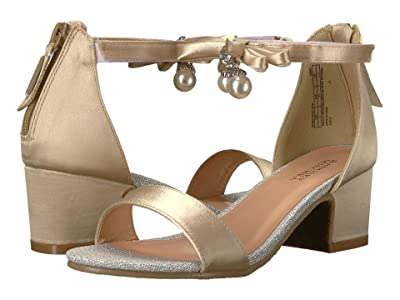 Badgley Mischka Kids Pernia Pearl Bow (Little Kid/Big Kid) (Ivory) High Heels