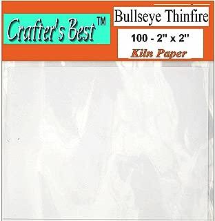 Crafter's Best Bullseye Thinfire Kiln Shelf Paper 2