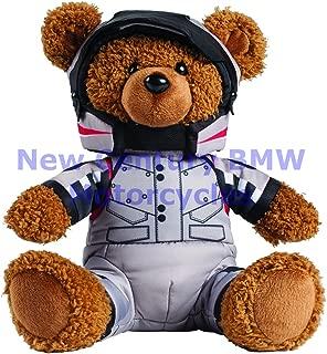 BMW Genuine Motorcycle Motorrad GS Adventure Teddy Bear Brown