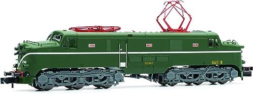 Arnold Diesel Locomotive 277.048, RENFE, Grün und gelb (Hornby hn2343)