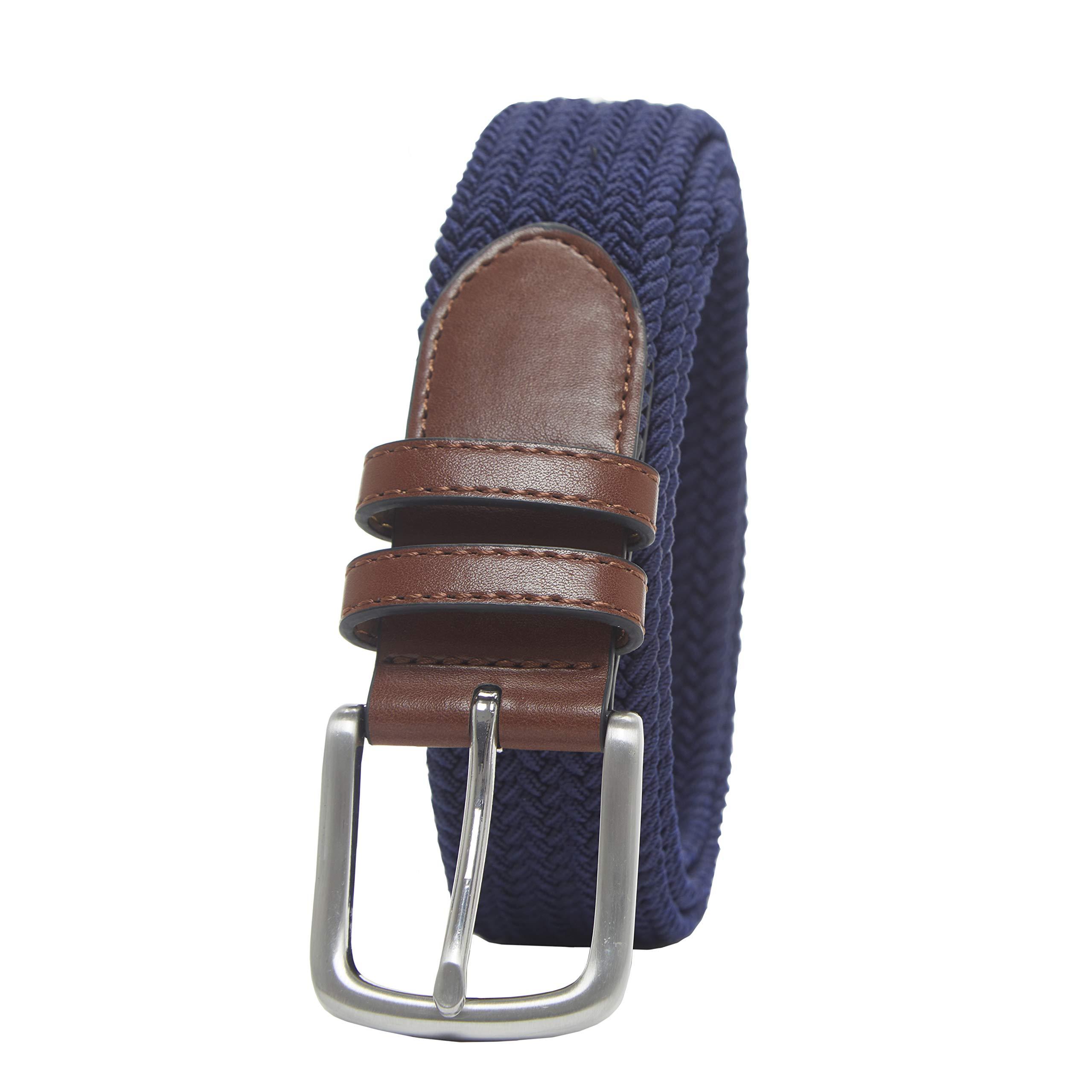 Amazon Essentials Stretch Woven Braid