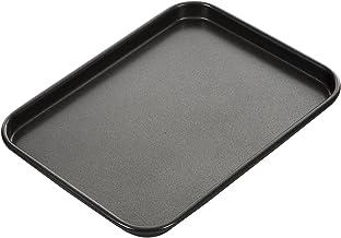 MASTERPRO MPHB54 Baking Tray, Carbon Steel/Black