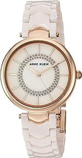 Anne Klein AK/3308WTGB - Reloj de pulsera para mujer (cerámica)