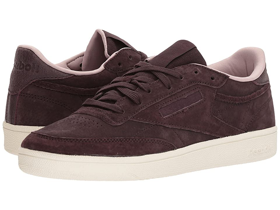 Reebok Club C 85 WW (Urban Plum/Shell Pink/Chalk) Women