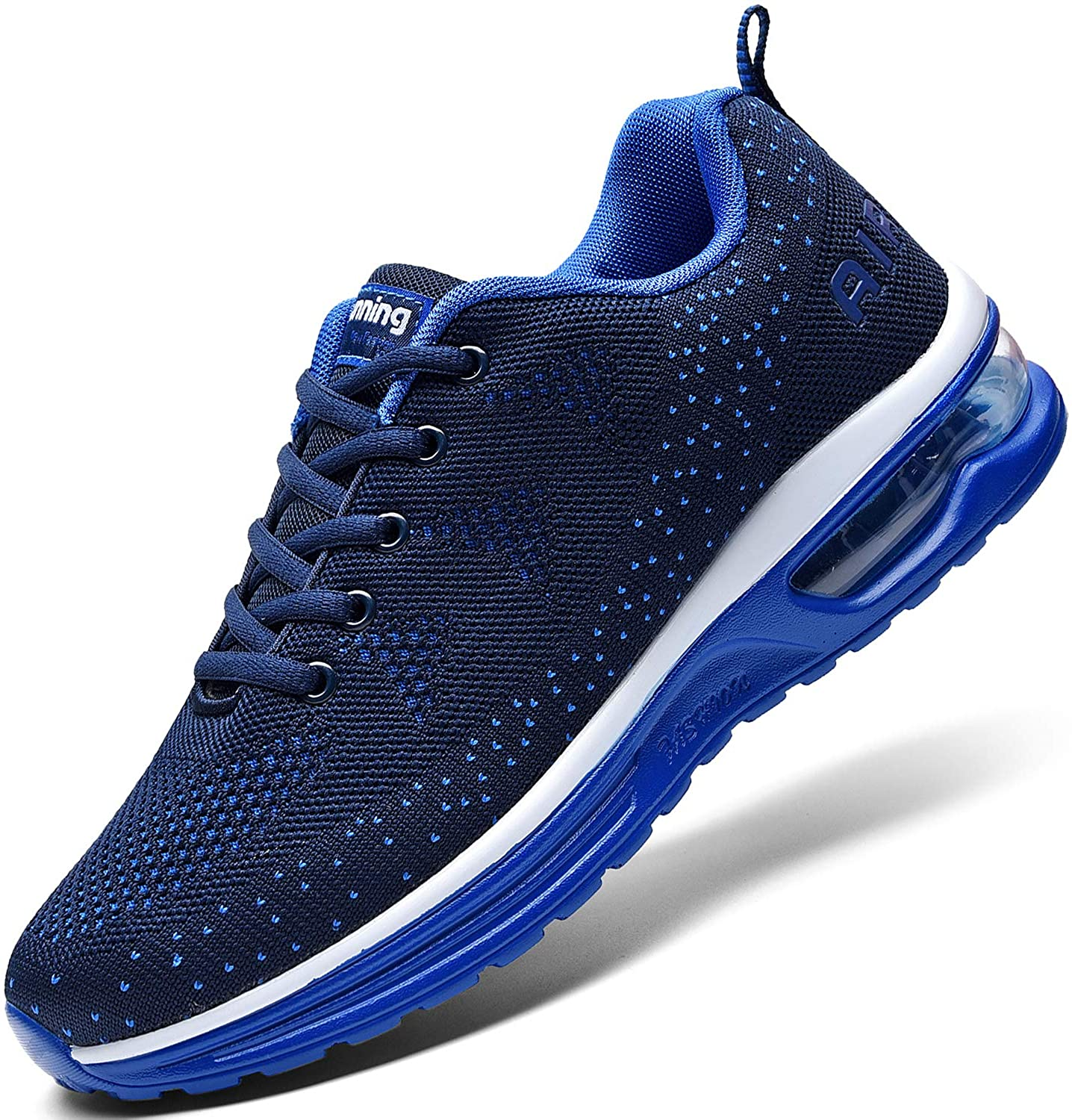 AUPERF Men's Air Running Shoes Workout Fo Lightweight Breathable Manufacturer Max 65% OFF OFFicial shop