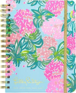 $25 » Lilly Pulitzer Large 2020-2021 Planner Weekly & Monthly, Dated Aug 2020 - Dec 2021, 17 Month Hardcover Agenda with Notes/A...