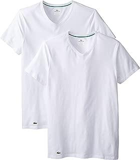 Men's 2-Pack Colours Cotton Stretch V-Neck T-Shirt