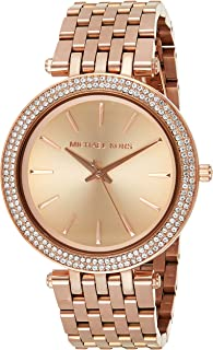 Michael Kors Darci Women's Stainless Steel Band Watch