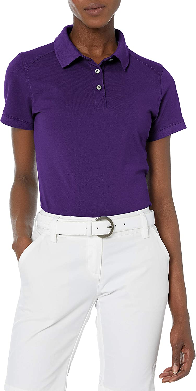 Cutter & Buck Women's Cb Drytec Cotton+ Advantage Polo