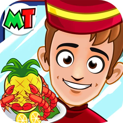 My Town : Hotel Games for Kids