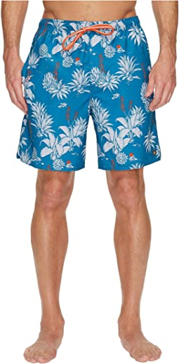 Quiksilver Waterman - Agavy Volley Volley Shorts