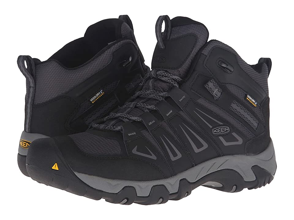 Keen Oakridge Mid Waterproof (Magnet/Gargoyle) Men
