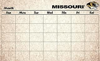 Missouri Tigers 9.5