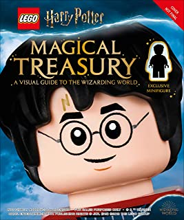 LEGO® Harry Potter Magical Treasury (with exclusive LEGO minifigure): A Visual Guide to the Wizarding World