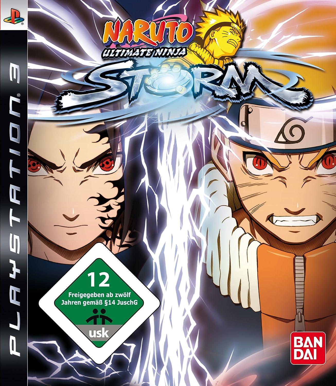 Naruto: Ultimate Ninja Storm : Amazon.de: Games