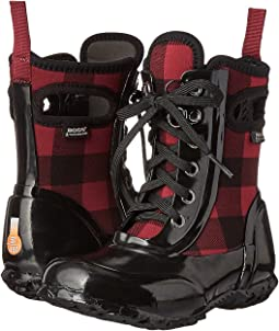 Sidney Lace Buffalo Plaid (Toddler/Little Kid/Big Kid)