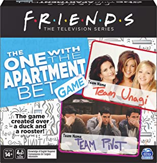 Friends - The One with the Apartment Game