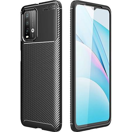 ALAMO Cover Ultra Silicone per Samsung Galaxy A02s, Custodia Fibra Bumper Antiurto - Nero