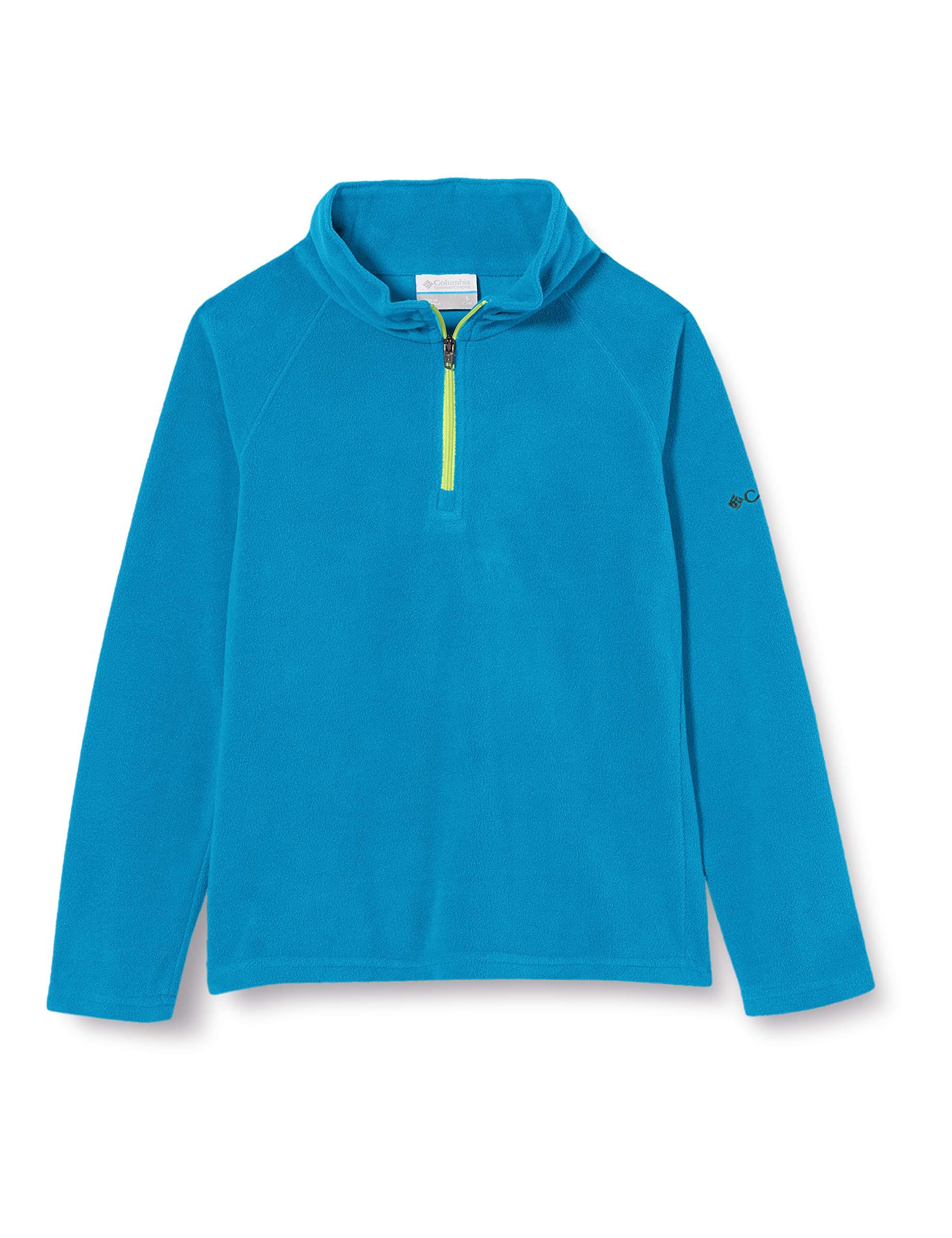 Columbia Youth Glacial Half Zip Fleece-Reißverschlussjacke für Mädchen