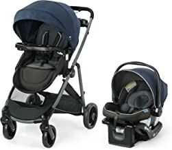 Graco Modes Element LX Travel System | Includes Baby Stroller with Reversible Seat, Extra..