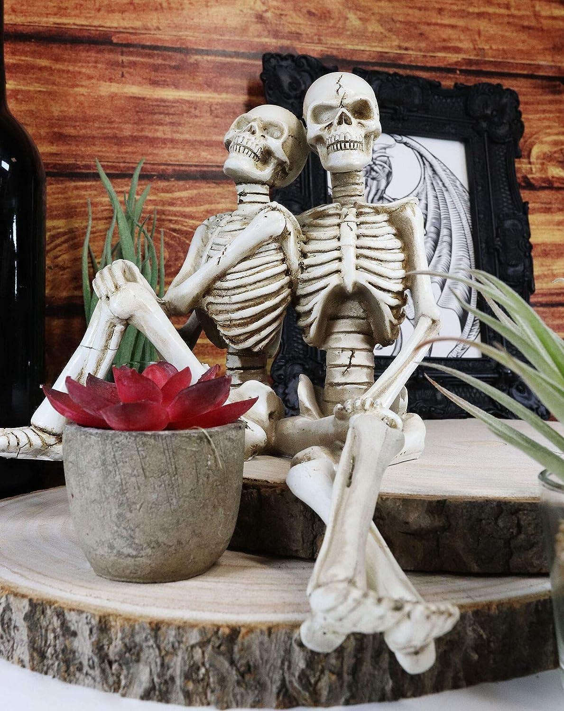 Day of Superlatite The Dead Eternity Skeleton Le Arlington Mall Couple Shelf Sitters Lovers
