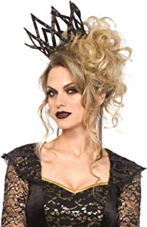 Leg Avenue Women's Lace Crown