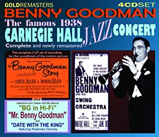Complete 1938 Carnegie Hall Concert