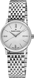 Maurice Lacroix Eliros EL1094-SS002-110-1 Reloj de Pulsera para mujeres Plano & ligero