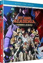My Hero Academia: Heroes Rising - Blu-ray + DVD + Digital