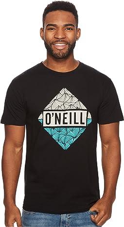 O'Neill Etch Short Sleeve Screen Tee