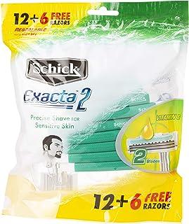 Schick Exacta 2 for Men, 18 Razor Value Pack
