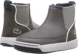 Lacoste Kids - Explorateur Chelsea 317 1 (Toddler/Little Kid)