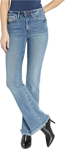 Stiletto High-Rise Bootcut Jeans in Wetherly